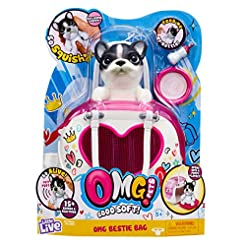 OMG Pets Soft Squishy Puppy That Comes t...