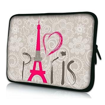 PEDEA 66060427 - Funda para portátil Paris 2, 15.6
