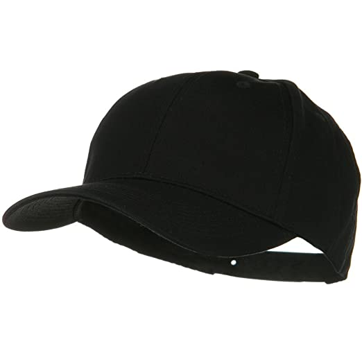 Otto Caps Solid Cotton Twill Low Profile Snap Cap - Black at Amazon Men s  Clothing store  Baseball Caps 6a04a8ad80b