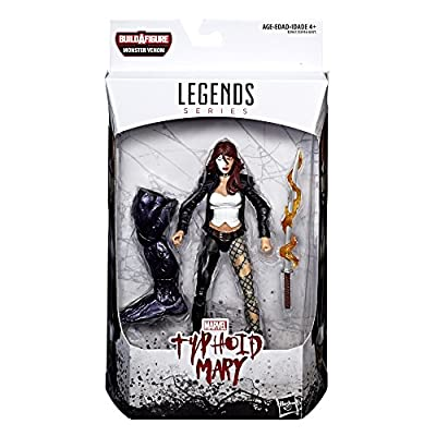 Marvel Legends Series 6-inch Marvel's Typhoid Mary: Toys & Games