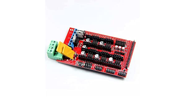 geeetech rampas 1.4 RepRap Arduino Mega Pololu Shield controlador ...