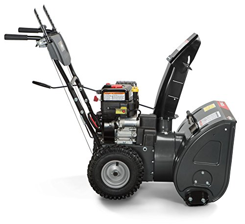 "Briggs & Stratton 24"" Dual-Stage Snow Blower w/Electric Start and 208 Snow Series Engine, 1024 (1696610)"