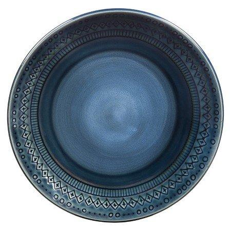 New Salad Plate Kingsland Set of 4 Blue