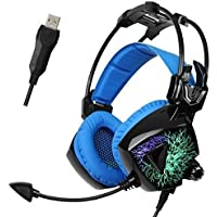 Sades Headset Virtual Surround Headphones Features