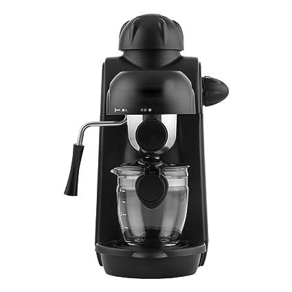 Máquina de café Máquina de café exprés semiautomática italiana Máquina para hacer café capuchino Máquina para
