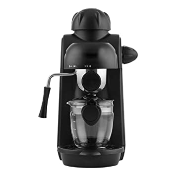Máquina de café Máquina de café exprés semiautomática italiana Máquina para hacer café capuchino Máquina para hacer café máquina para el hogar Incluye los ...