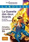 La querelle des deux lézards et autres contes africains par Bâ