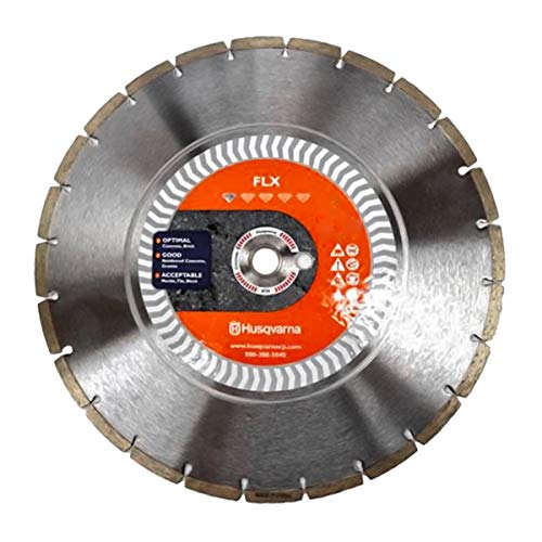 "Genuine OEM Husqvarna FLX 14"" Diamond Blade 1"" 20MM for sale  Delivered anywhere in USA"