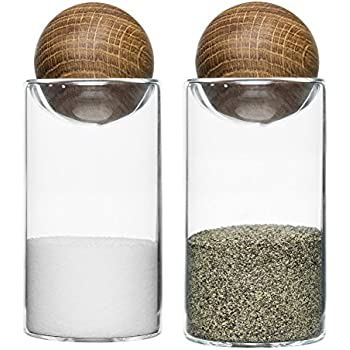 GSI Outdoors Salt and Pepper Shaker Review - YouTube