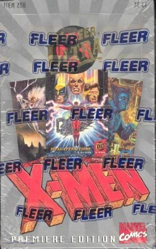 1994 Fleer Ultra X-Men Trading Cards Box Premiere Edition -36 Count 51nCNcwxBjL