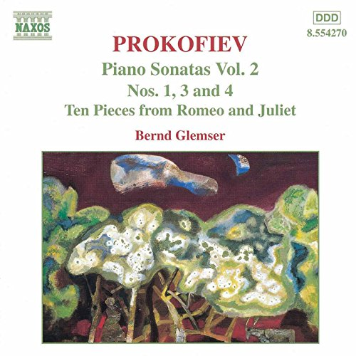 Prokofiev: Piano Sonatas Nos. 1, 3 And 4 ()