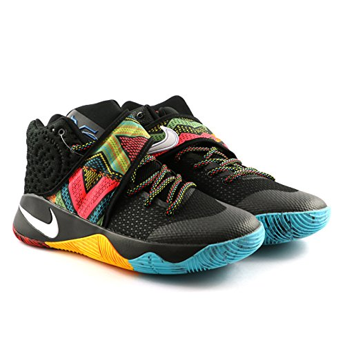 promo code 9ebc8 8c014 Nike Kyrie 2 BHM EP Irving Black Men s Basketball Shoes  Buy Online at Low  Prices in India - Amazon.in
