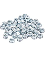 uxcell Self -Clinching Nuts, Carbon Steel Rivet Nuts