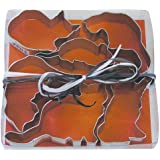 """R & M International Best Seller Set of 6 Assorted Cookie Cutters - """"When the Cat's Away"""" Great for Cookies and Crafts"""