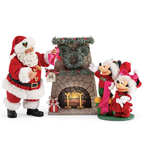 Department 56 Possible Dreams Santas Mickey and Minnie