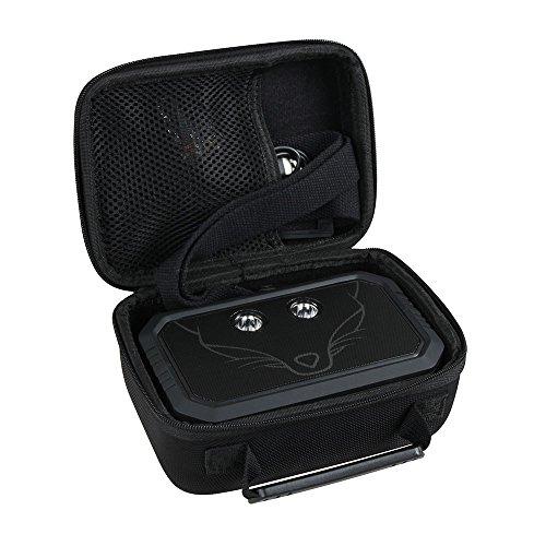 Hermitshell Hard Travel Case Fits DOSS Bluetooth Wireless Portable IPX6 Waterproof Indoor Outdoor Speakers