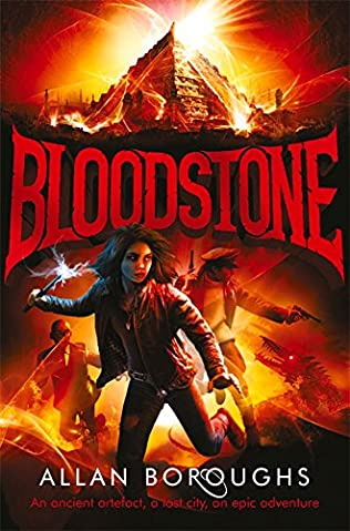book cover of Bloodstone