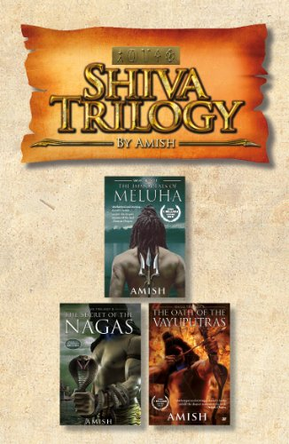 Shiva Trilogy The Immortals Of Meluha Ebook