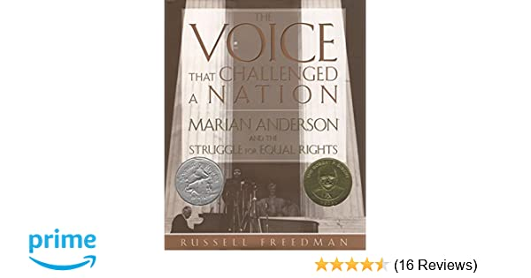 The Voice That Challenged a Nation: Marian Anderson and the
