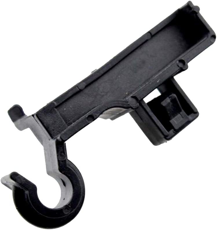 Replacement Driver Front Door Lock Latch Assembly Compatible with 1993-2005 Astro Safari 1992 Astro Safari with Plastic Rod Retainer