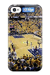 Nafeesa J. Hopkins's Shop indiana pacers nba basketball (33) NBA Sports & Colleges colorful iPhone 4/4s cases 7460668K587850283