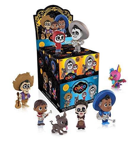 Funko Mystery Mini: Disney/Pixar-Coco (One Mysery Figure) Collectible