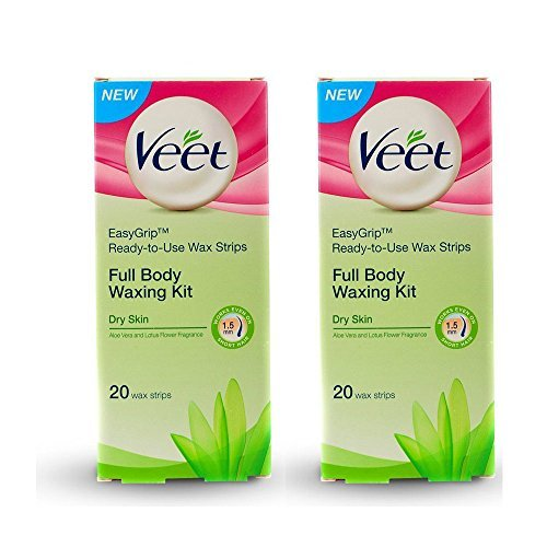 veet full body waxing kit - 7