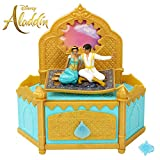 Disney Aladdin Musical Jewelry Box with Ring to Wear!