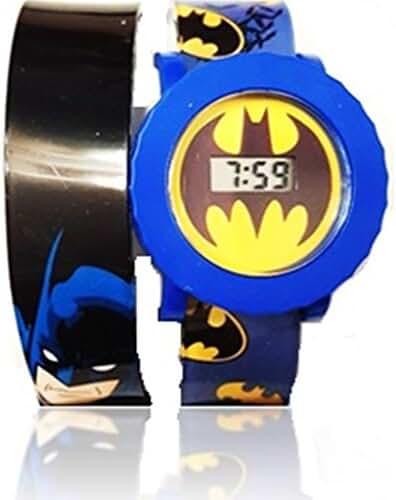 Batman Flashing 2-in-1 Watch Set