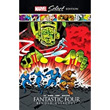 Fantastic Four: Behold… Galactus! Marvel Select (English Edition)