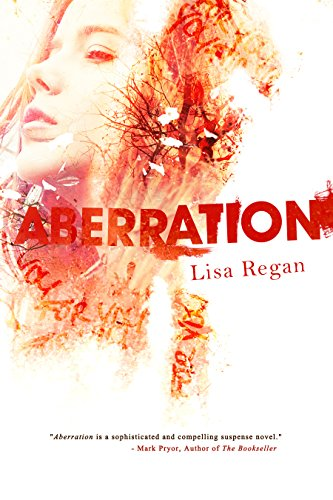 "Hunting a serial killer who leaves the words ""for you"" scribbled at each crime scene, FBI analyst Kassidy Bishop is trying to prove herself.  But it becomes personal and deadly when the case is tied directly to her and the mysterious death of her twin sister. Aberration: A Serial Killer Novel by Lisa Regan"