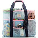 Best Beach Bags For Moms - Mesh Beach Bag - Large Family Tote Review