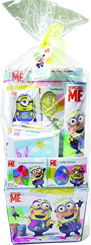 Frankford Candy Company Minions Easter Basket Jelly Beans,