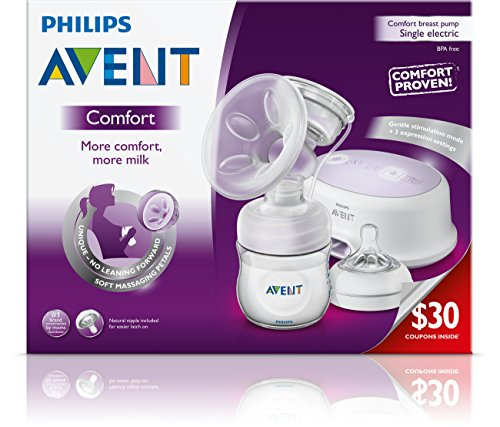 Philips AVENT Single Electric Comfort Breast Pump by Philips AVENT (Image #2)