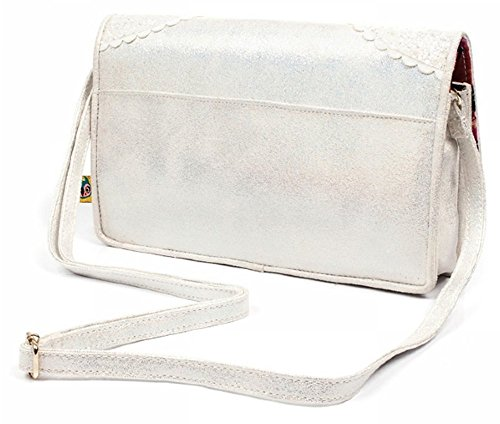Star Choice Little Light Up Irregular Bag White B4FwqExxz