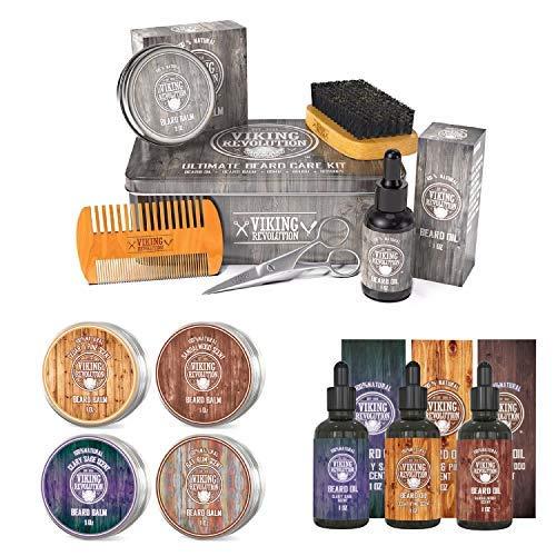 Beard Care Bundled Variety Items