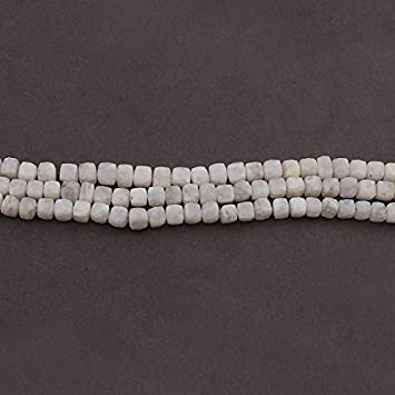 ec4801b5e42 Amazon.com: JP_Beads 1 Strand Natural White Rainbow Moonstone ...