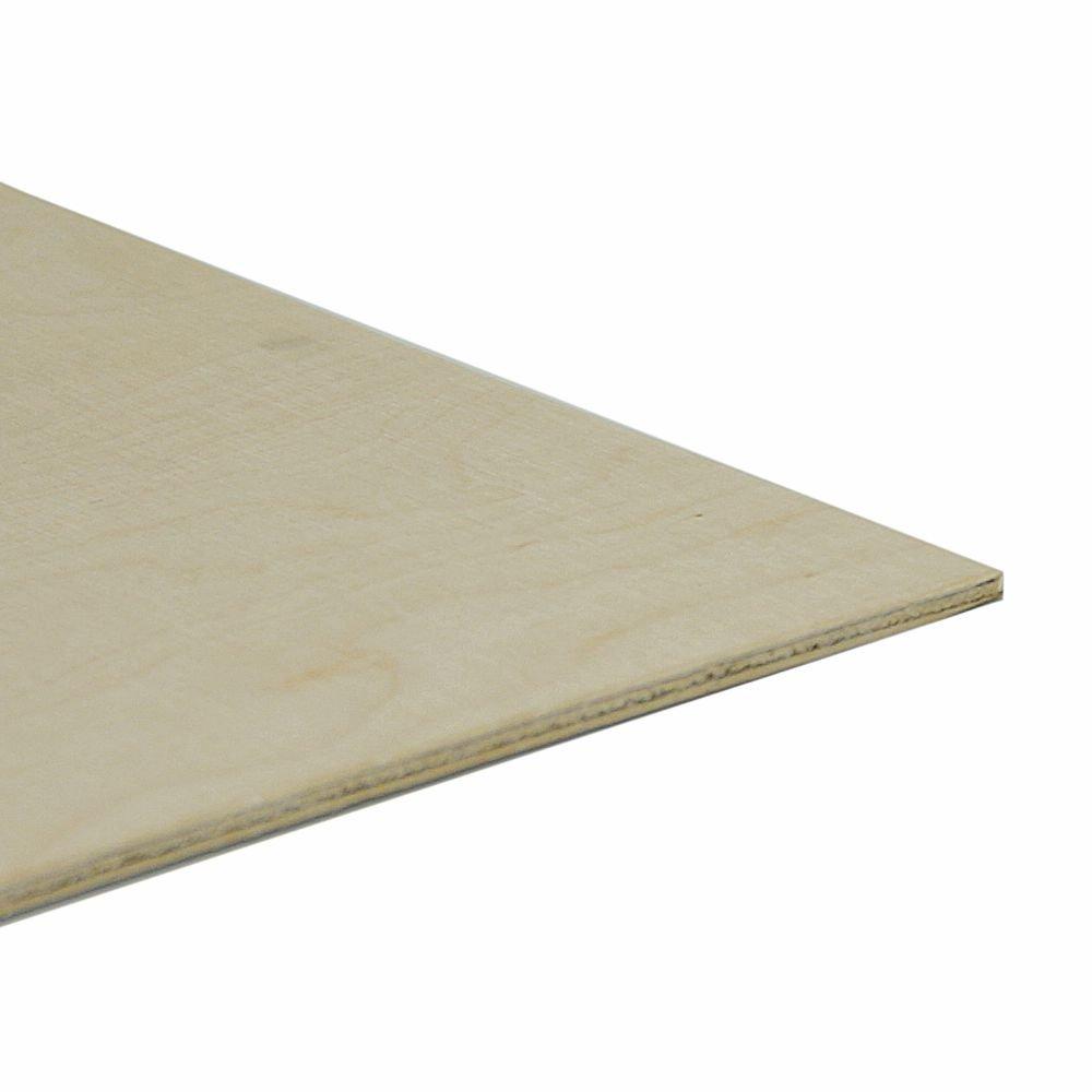Sperrholz Mö belbau Pappel 800 x 600 x 8 mm HDM