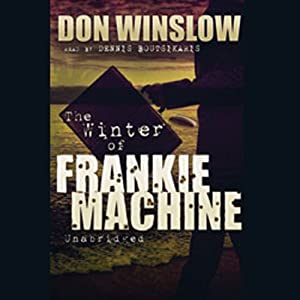 The Winter of Frankie Machine Audiobook