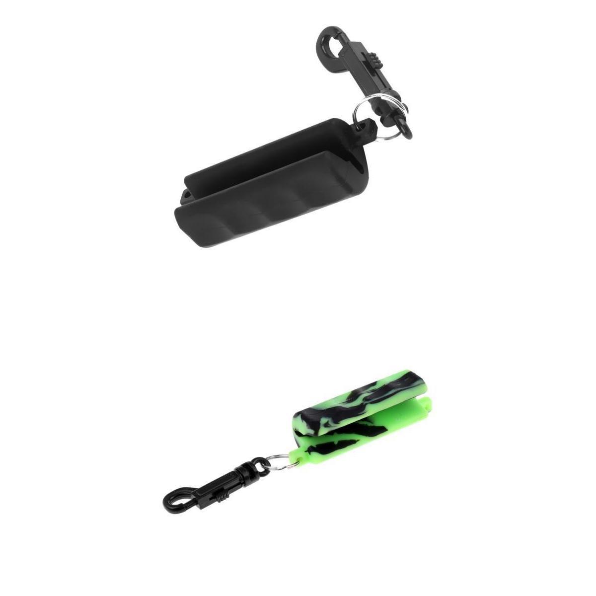 NON MagiDeal 2 Unidades de Tirador de Flecha de de Silicona Accesorio de Entrenamiento de Tiro con Archero non-brand