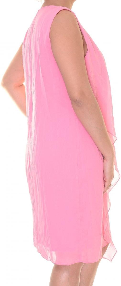 MSK Womens Woven Envelope Dress