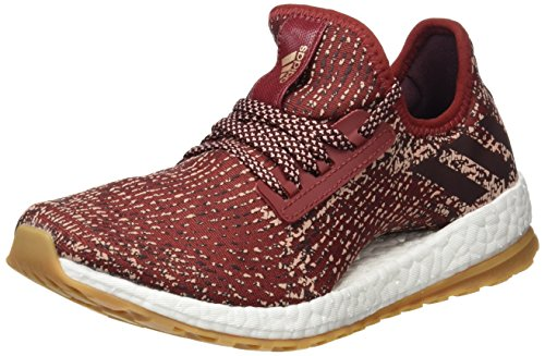 adidas Pureboost X All-Terrain, Zapatillas de Running Unisex Adulto Rojo (Mystery Red / Night Red / Tech Rust Metallic)