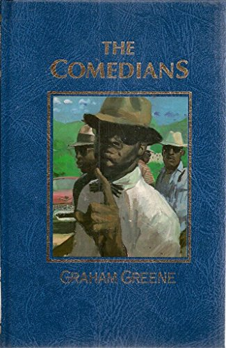 The Comedians (The Great Writers Library) [Hardcover] by Graham Greene
