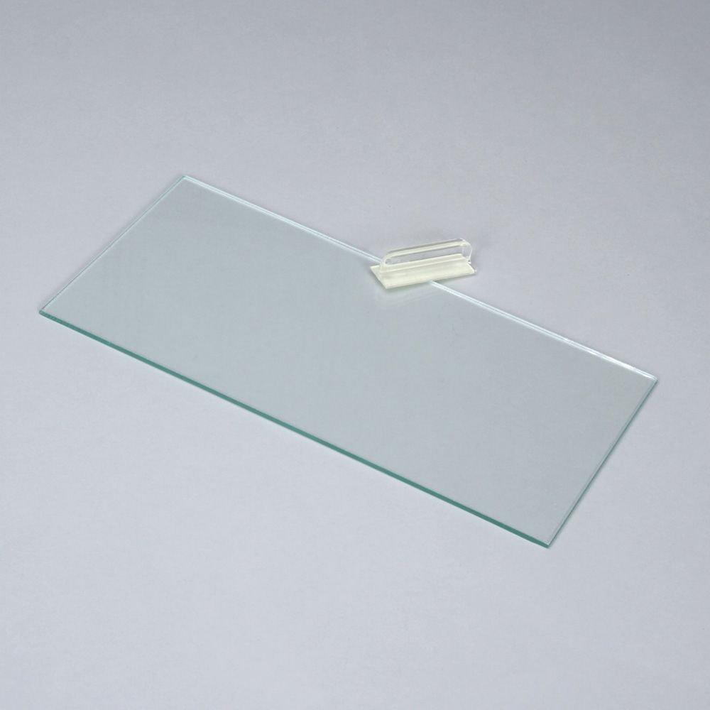 Aquarium Cover, Glass, for 2-1/2-gal Tank