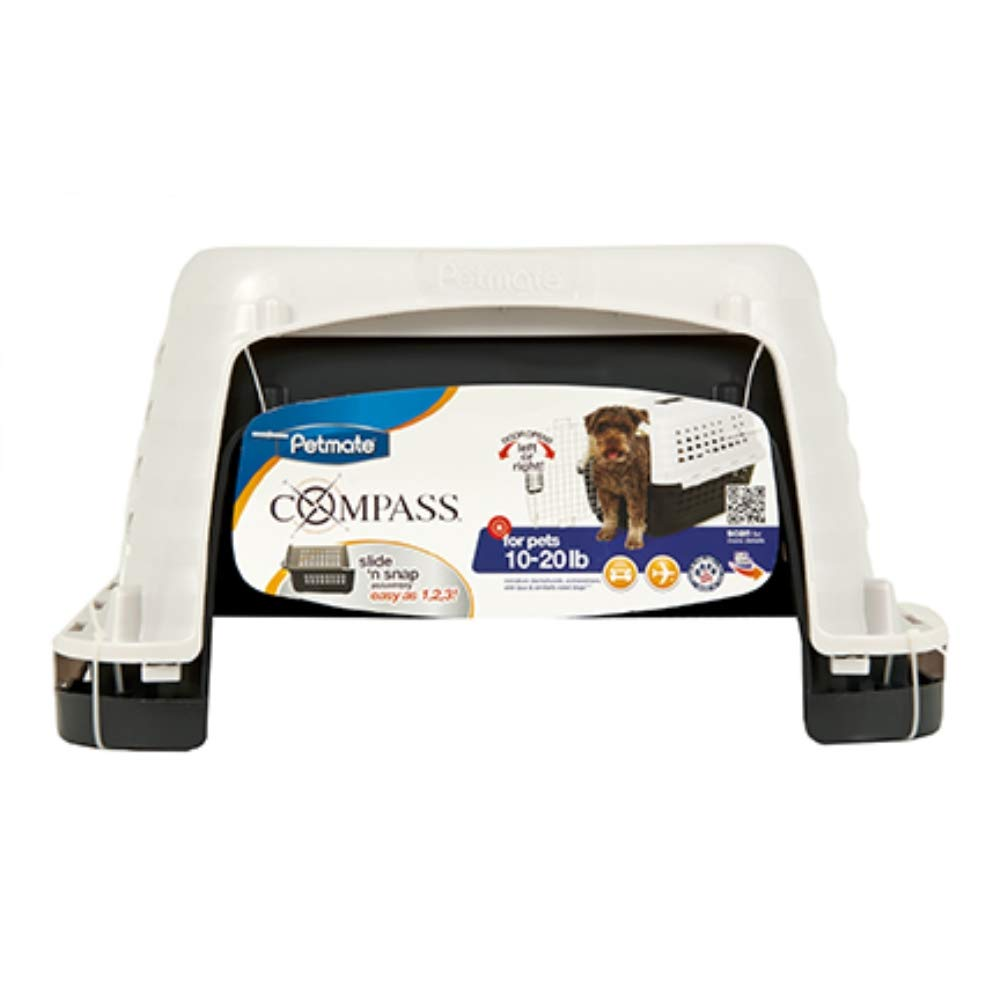 Petmate Compass Fashion Kennel Cat and Dog Kennel by Petmate (Image #3)