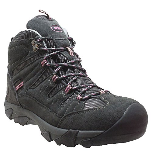 Boot Women's Pink Hiker Composite Grey Work 2019C Toe Adtec apcRFzRq