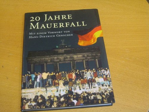 20 Jahre Mauerfall (20 years after the berlin wall fell)