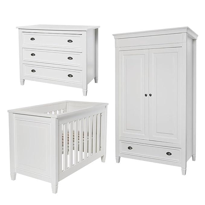 BabyStyle Charnwood Marbella 3 piezas Juego de muebles de ...