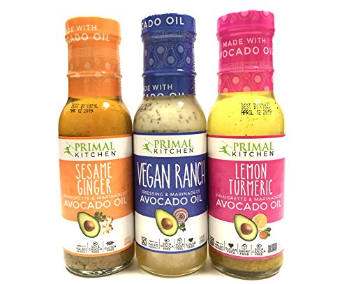 Top recommendation for primal kitchen turmeric dressing