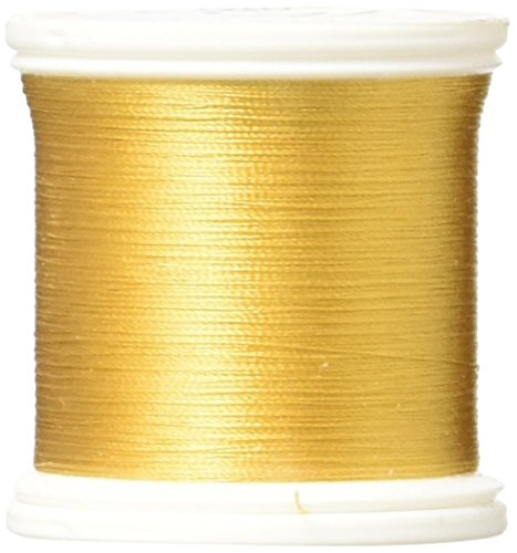 (Bulk Buy: YLI Silk Thread 100 Weight 200 Meters (5 Pack) Gold 202 10 215)
